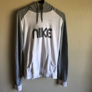 Retro Nike hoodie
